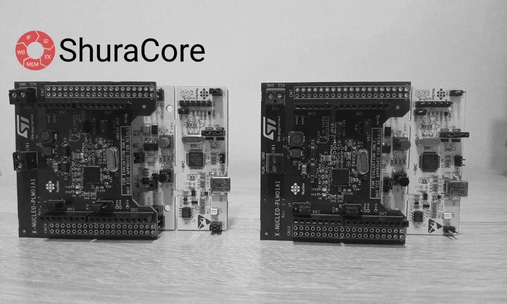 PLC модемы и гетерогенные PLC/RF модемы для систем сбора данных